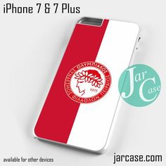 olympiakos fc Phone case for iPhone 7 and 7 Plus