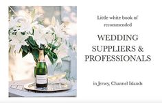 The Best wedding suppliers in Jersey, Channel Islands - Tereza Lee Wedding Photography
