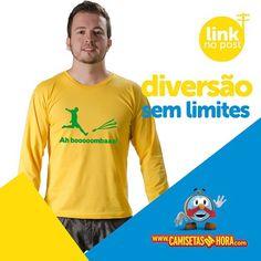 E hoje Tem!! : E hoje tem!!  Camiseta - Bomba Brasil  http://www.camisetasdahora.com/p-4-238-4144/Camiseta---Bomba-Brasil | camisetasdahora
