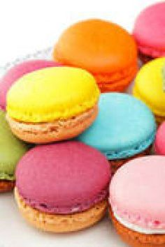 Macaroons are very popular and quite easy to make if you follow the instructions and keep your oven at the correct temperature. Go on have a go!