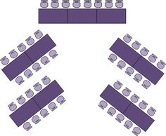 Wedding Table Layouts on Pinterest | Rectangle Wedding Tables ...