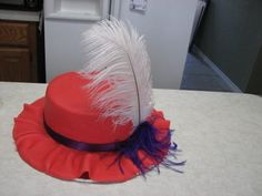 Cake It!!!: Red Hat Society Cake