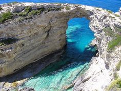 Paxos, Tripitos Arch, Greece  I want to go there...