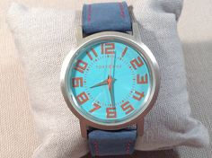 Track Watch, Blue