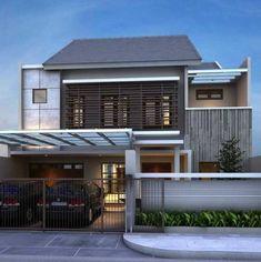 Rumah Idaman Masa Kini dengan Garasi Besar #judionline #bandarjudi #bolatangkas #8tangkas #jackpot