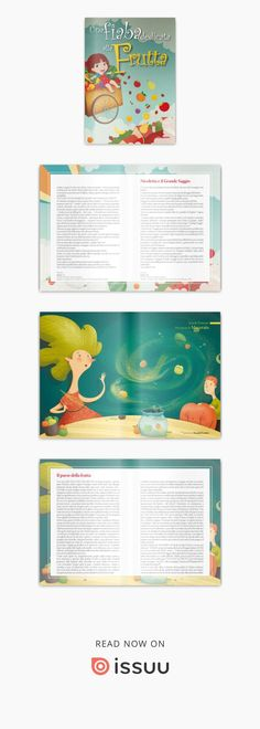 Issuu is a digital publishing platform that makes it simple to publish magazines, catalogs, newspapers, books, and more online. Easily share your publications and get them in front of Issuu's millions of monthly readers. Title: Una Fiaba dedicata alla Frutta, Author: Robertino Perfetti, Name: Una Fiaba dedicata alla Frutta, Length: 100 pages, Page: 1, Published: 2016-05-20