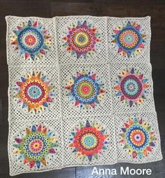 Susan Pinner: Another 3 Stunning Spinning Top Blankets.....WOW!