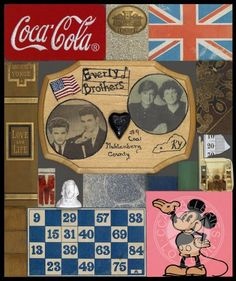 Wooden Puzzle Series- Everly Brothers by Sir Peter Blake