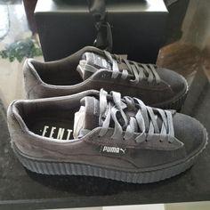 puma damen sneaker platform fenty