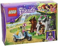 LEGO Friends 41032 First Aid Jungle Bike ** You can find more details by visiting the image link-affiliate link.