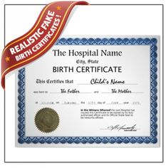 California Birth Certificate Template New Fake Birth Certificate Fake Certificate Of Birth Birth Certificate Form, Certificate Maker, Certificate Format, Certificate Design, Certificate Templates, Apply For Marriage License, Renewing Your Passport, Driver License Online, Passport Online