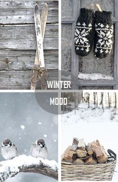 moodboard - winter mood.. voor meer inspiratie www.stylingentrends.nl of www.facebook.com/stylingentrends