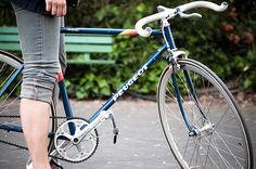 Peugeot Fixie, via Flickr.