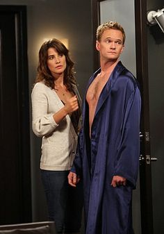 cobie smulders and neil patrick harris