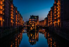 #Explore: Best photography spots in Hamburg