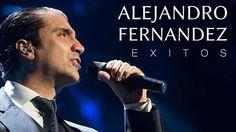 ALEJANDRO FERNANDEZ EXITOS Musica Romantica
