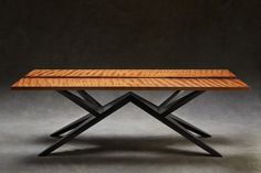 The Kahiko Table | Ancientwood, Ltd