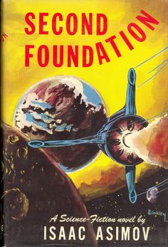 The Foundation Trilogy by Isaac Asimov First Edition First Print Hardcovers 1953