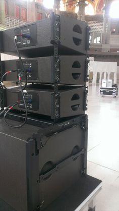 L-Acoustics. Kara System.