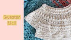 Crochet Baby Boots, Crochet Coat, Crochet Blouse, Bead Crochet, Crochet Clothes, Crochet Crop Top, Crochet Vest Pattern, Crotchet Patterns, Crochet Stitches