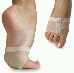 Dance Foot Thong Ballet Lyrical Nude Dancewear Tan Pad Toe Protector Thongs Shoe in Clothes, Shoes & Accessories, Dancewear & Accessories, Women's Dancewear   eBay
