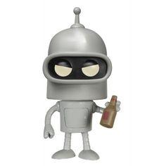 Figurine POP! Bender - Futurama