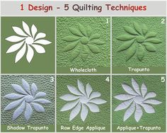 Free sewing and quilting tutorials
