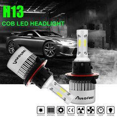 Nice Amazing H13 9008 LED Headlight Bulb For Ford F150 2004-2012 Hi/L Beam Lamp 900W 135000LM 2017 2018 Check more at http://24go.cf/2017/amazing-h13-9008-led-headlight-bulb-for-ford-f150-2004-2012-hil-beam-lamp-900w-135000lm-2017-2018/