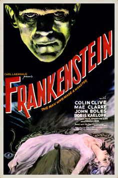Aug. 30: Frankenstein Day: Today is the birthday of the classic story's author, Mary Shelley. Her tale was about Dr. Frankenstein who created a human-like monster known only as 'Frankenstein's Monster.'