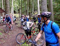 MTB Trails - Moscow Idaho - MAMBA Mountain Biker