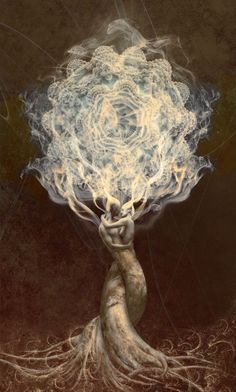 Love Incense By Greg Spalenka