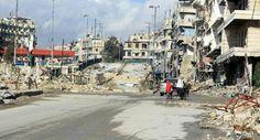 Δύο εκατομμύρια άνθρωποι χωρίς τρεχούμενο νερό στο Χαλέπι