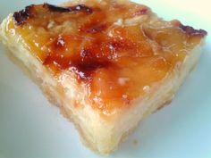 Tarta de Manzana Sencilla. | Cocina A Buenas Horas