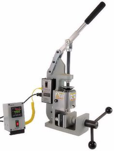 Model-B100 Injection Molder* - PRICE $3495.00 ; Benchtop Injection Molder - Order items