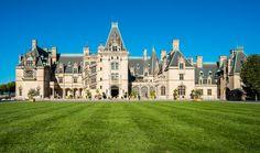 Estados Unidos: veja os mais belos castelos do país