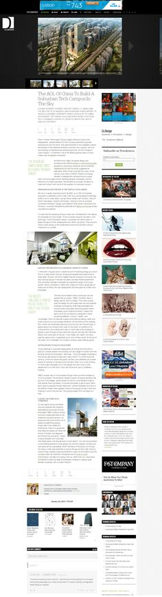FastCompany Co.DESIGN Article Page   www.fastcodesign.com