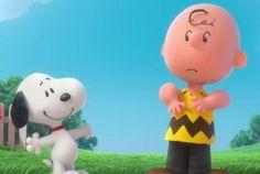 Snoopy e sua turma aparecem pela primeira vez em 3D