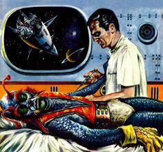 Practicing alien medicine