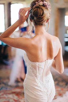 couture wedding gown | Image by M and J Photography