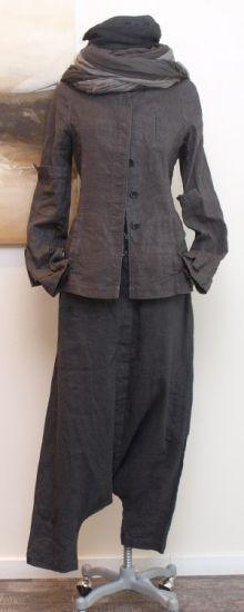 rundholz - Jacke Worker original - Sommer 2014 - stilecht - mode für frauen mit format...