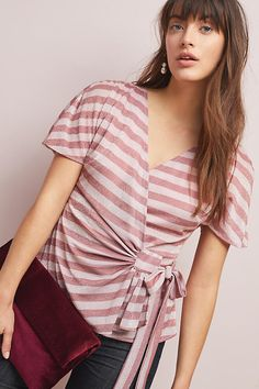 Shop our sale on women's clothing at Anthropologie and fill your closet with fashionable essentials that will turn heads everywhere you go! Clothes For Sale, Clothes For Women, Sewing Alterations, Eva Franco, Moving To Los Angeles, Anthropologie Uk, Winter Tops, Silk Wrap, Now And Forever