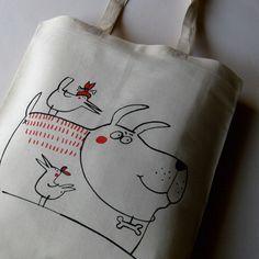 Taška nákupka ... KOSTI a KOSTIČKY Reusable Tote Bags