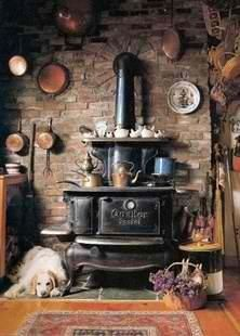 Old Wood Stoves | old wood stove | Home on the Range