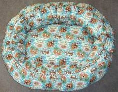 Sew Your Own Dog Bed With This Free Pattern