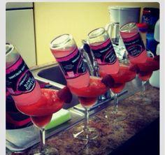Pink Lemonade Margarita -