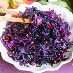 Rödkål – enkelt recept Cabbage, Vegetables, Food, Essen, Cabbages, Vegetable Recipes, Meals, Yemek, Brussels Sprouts