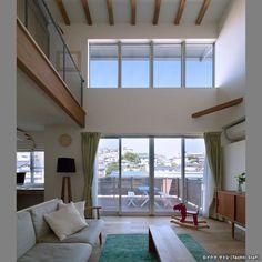 H-House | 新築一戸建て | サポート実例 | FORZA北九州 Windows, House, Home, Homes, Ramen, Houses, Window