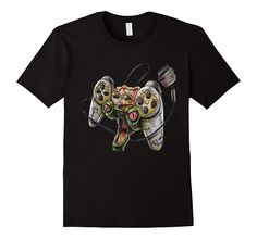 Amazon.com: Monster Controller Gamer T Shirt: Clothing