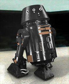 Star Wars: Droid - Star Wars Models - Ideas of Star Wars Models - Star Wars: Droid Droides Star Wars, Star Wars Gifts, Star Wars Characters Pictures, Star Wars Design, Star Wars Vehicles, Star Wars Models, Robot, Star Destroyer, Pranks