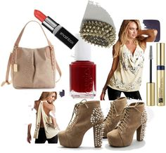 """""""FIERCE LOOK"""" by palraine on Polyvore"""